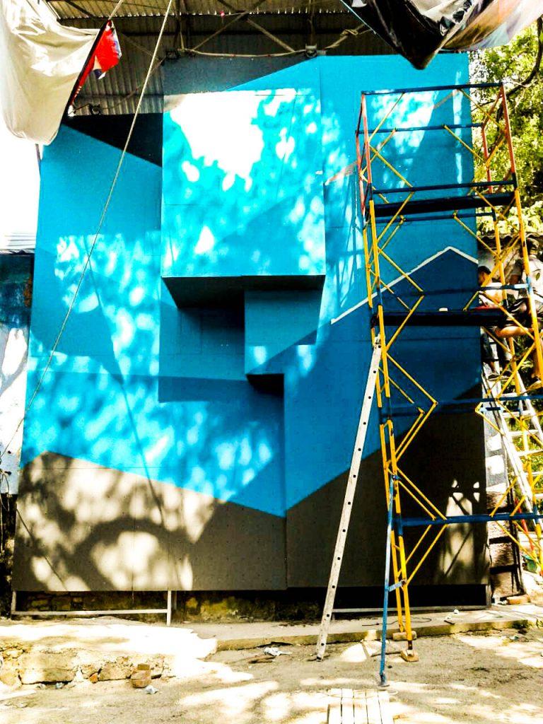 Artwall Campus Bălți
